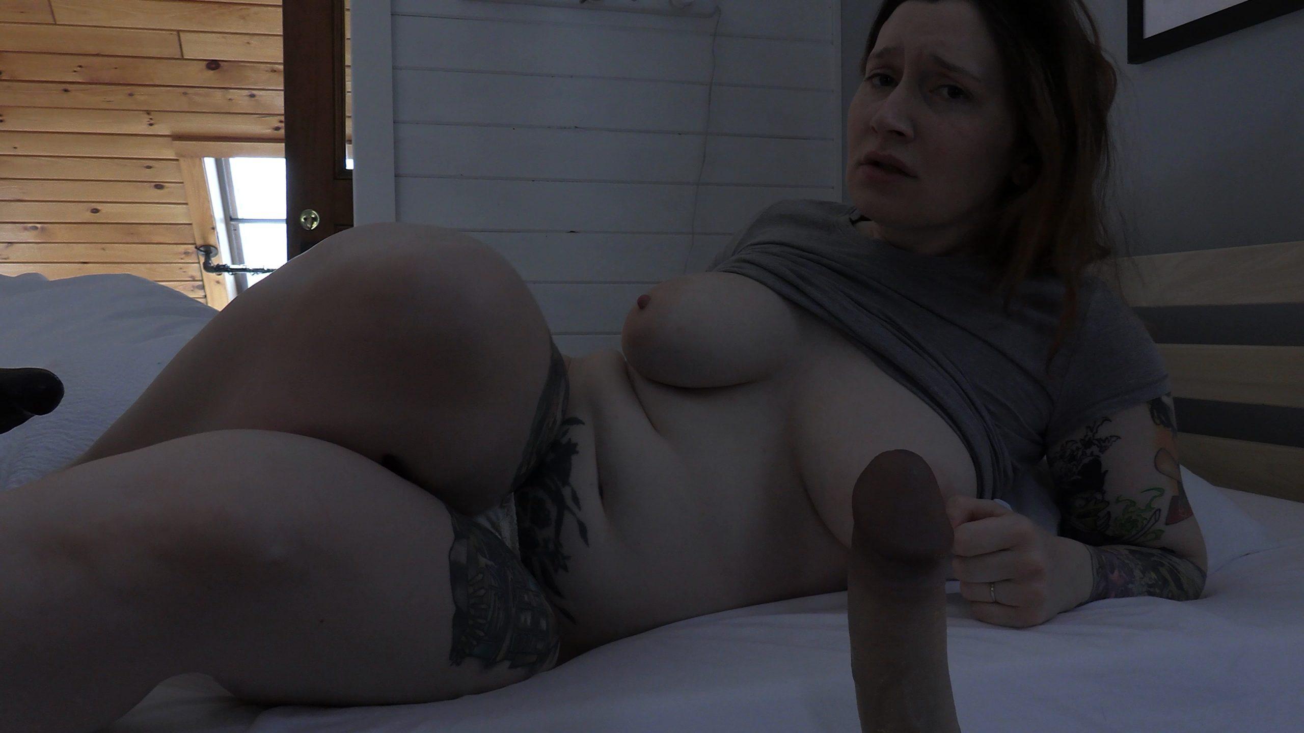 Bettie Bondage - Sleepover Blackmail Gangbang 4K
