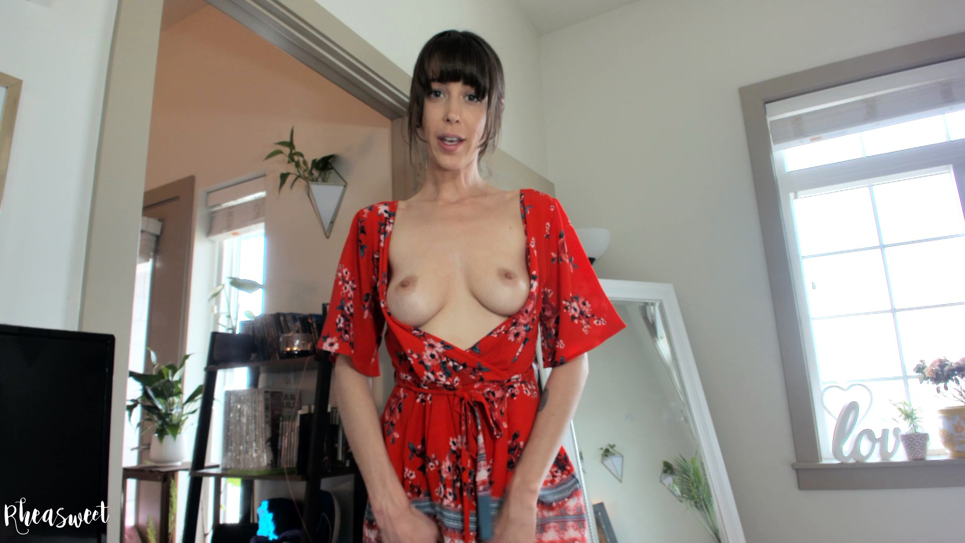 Rhea Sweet - Mommy finds your Porn
