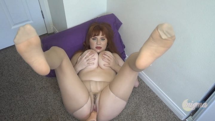 EnigmaMGF – Fucking Mommy in Pantyhose