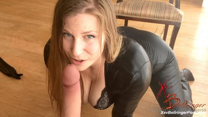 Xev Bellringer – Hot And Heavy