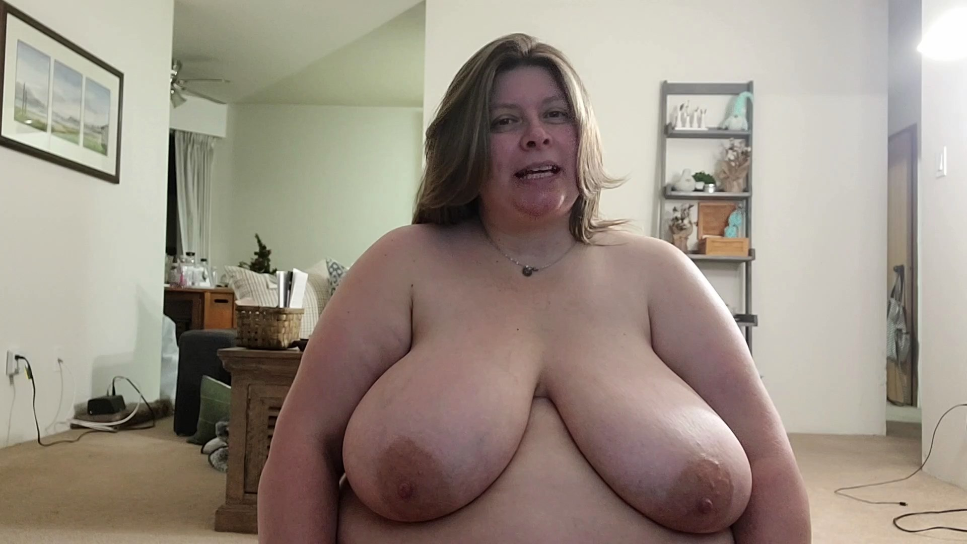 Cougar BBW - BBW Mom wants Son to Impregnate Her
