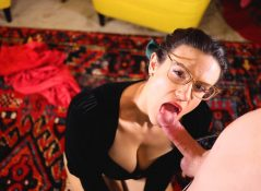 Miss Penny Barber - Mom Lets You Fuck Her Ass for Christmas