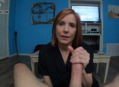 Jane Cane - Step Mom Wants To Examine My Cock
