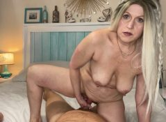 TabithaXXX - Lets Play Mommy Says