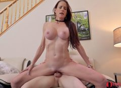 Sofie Marie - Cougar Fucks Stepson to Keep a Secret