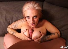 Mom Pov - Bad granny just got out of prison - Krystal