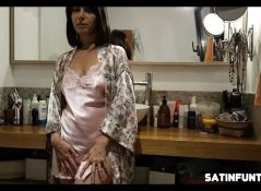 SATINFUN TABOO - MOM teaches SON X POV