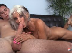 Family Lust - Grandma Knows Best - Sally D'Angelo