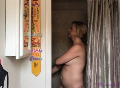 Mom Comes First - Mother's Unexpected Visit - Brianna Beach