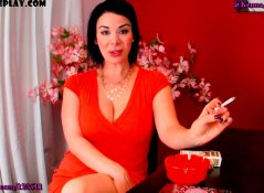 Kenna Valentina - Mommy Smokes So You Can Indulge In Your Fantasy 1080p