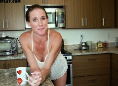 Yummysofie - Sofie Marie - POV Mom Lends Josh a Helping Hand and More