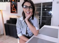 Nicole Belle - Fucking my teacher for an A