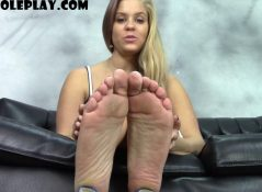 Anabelle Pync - Mommy's Shoes